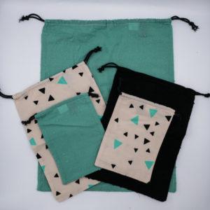 kit sac turquoise